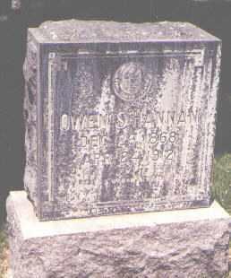HANNAN, OWEN S. - Jefferson County, Colorado   OWEN S. HANNAN - Colorado Gravestone Photos