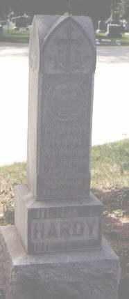 HARDY, WILLIAM B. - Jefferson County, Colorado   WILLIAM B. HARDY - Colorado Gravestone Photos