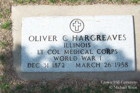 HARGREAVES, OLIVER C. - Jefferson County, Colorado | OLIVER C. HARGREAVES - Colorado Gravestone Photos