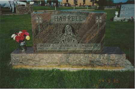 HARRELL, SHARON - Jefferson County, Colorado | SHARON HARRELL - Colorado Gravestone Photos