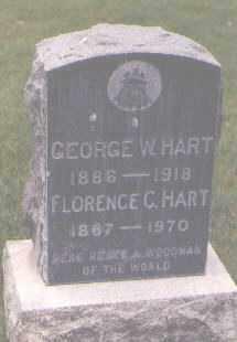 HART, FLORENCE C. - Jefferson County, Colorado | FLORENCE C. HART - Colorado Gravestone Photos
