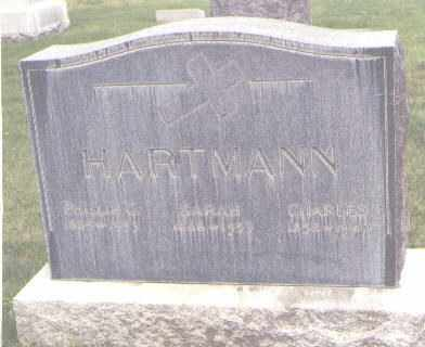 HARTMAN, CHARLES - Jefferson County, Colorado   CHARLES HARTMAN - Colorado Gravestone Photos