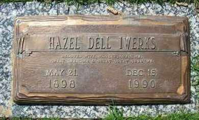 BEACH IWERKS, HAZEL DELL - Jefferson County, Colorado | HAZEL DELL BEACH IWERKS - Colorado Gravestone Photos