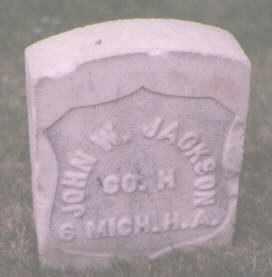 JACKSON, JOHN W. - Jefferson County, Colorado | JOHN W. JACKSON - Colorado Gravestone Photos
