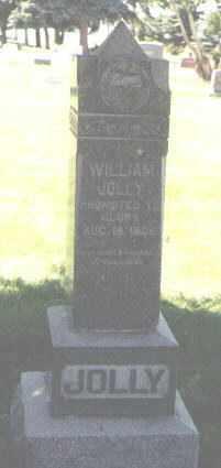 JOLLY, WILLIAM - Jefferson County, Colorado | WILLIAM JOLLY - Colorado Gravestone Photos