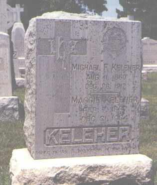 KELEHER, MAGGIE - Jefferson County, Colorado | MAGGIE KELEHER - Colorado Gravestone Photos
