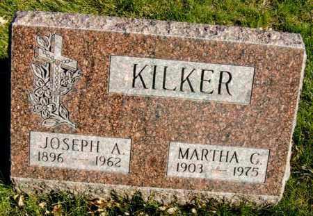 KILKER, MARTHA C - Jefferson County, Colorado | MARTHA C KILKER - Colorado Gravestone Photos