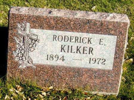 KILKER, RODERICK E - Jefferson County, Colorado | RODERICK E KILKER - Colorado Gravestone Photos
