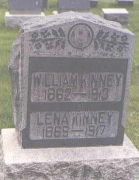 KINNEY, WILLIAM - Jefferson County, Colorado | WILLIAM KINNEY - Colorado Gravestone Photos