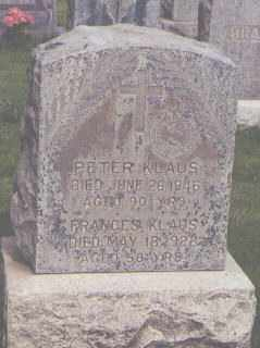 KLAUS, PETER - Jefferson County, Colorado | PETER KLAUS - Colorado Gravestone Photos