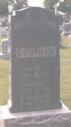 LENIHAN, MARGARET J. - Jefferson County, Colorado | MARGARET J. LENIHAN - Colorado Gravestone Photos