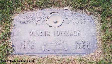 LOFFMARK, WILBUR - Jefferson County, Colorado | WILBUR LOFFMARK - Colorado Gravestone Photos