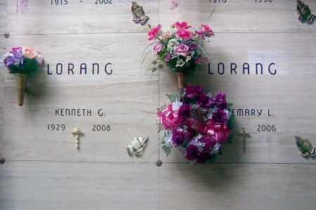 LORANG, ROSEMARY - Jefferson County, Colorado | ROSEMARY LORANG - Colorado Gravestone Photos
