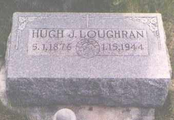 LOUGHRAN, HUGH J. - Jefferson County, Colorado | HUGH J. LOUGHRAN - Colorado Gravestone Photos