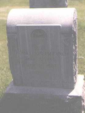 LYNCH, THOMAS JOSEPH - Jefferson County, Colorado | THOMAS JOSEPH LYNCH - Colorado Gravestone Photos