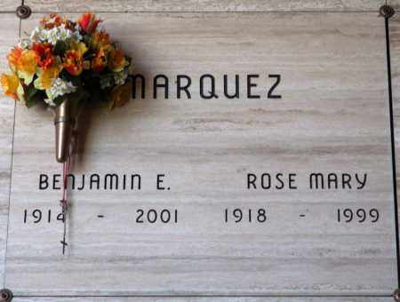 MARQUEZ, ROSE MARY - Jefferson County, Colorado | ROSE MARY MARQUEZ - Colorado Gravestone Photos
