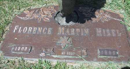 MITCHELL MARTIN-HIZEL, FLORENCE - Jefferson County, Colorado   FLORENCE MITCHELL MARTIN-HIZEL - Colorado Gravestone Photos