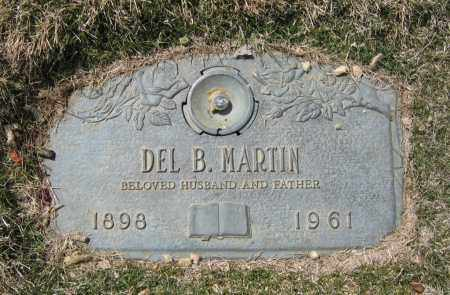 MARTIN, DEL - Jefferson County, Colorado | DEL MARTIN - Colorado Gravestone Photos