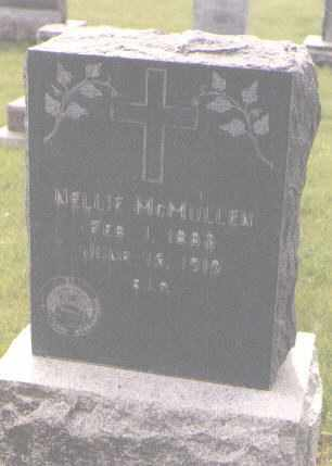 MCMULLEN, NELLIE - Jefferson County, Colorado | NELLIE MCMULLEN - Colorado Gravestone Photos