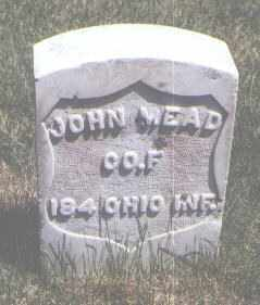 MEAD, JOHN - Jefferson County, Colorado | JOHN MEAD - Colorado Gravestone Photos