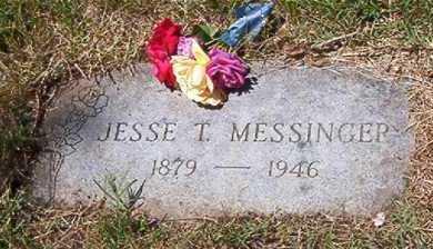 MESSINGER, JESSE THORNTON - Jefferson County, Colorado | JESSE THORNTON MESSINGER - Colorado Gravestone Photos