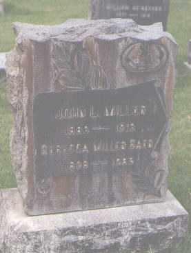 MILLER BAER, REBECCA - Jefferson County, Colorado | REBECCA MILLER BAER - Colorado Gravestone Photos