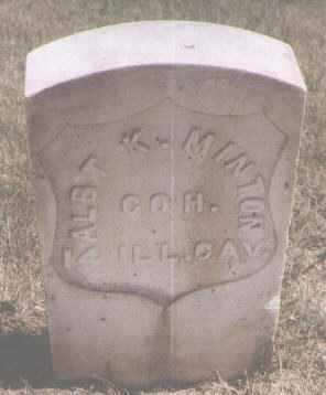 MINTON, ALBERT K. - Jefferson County, Colorado | ALBERT K. MINTON - Colorado Gravestone Photos