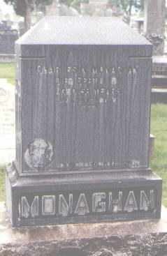 MONAGHAN, CHARLES N. - Jefferson County, Colorado | CHARLES N. MONAGHAN - Colorado Gravestone Photos