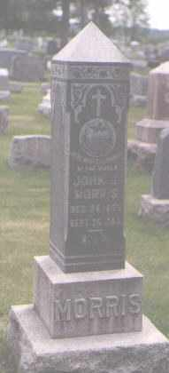 MORRIS, JOHN J. - Jefferson County, Colorado | JOHN J. MORRIS - Colorado Gravestone Photos