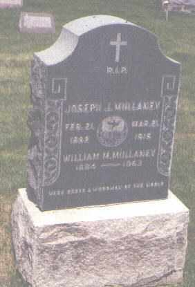 MULLANEY, WILLIAM M - Jefferson County, Colorado | WILLIAM M MULLANEY - Colorado Gravestone Photos