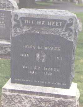 MYERS, JOHN W. - Jefferson County, Colorado   JOHN W. MYERS - Colorado Gravestone Photos