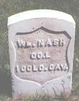 NASH, WILLIAM - Jefferson County, Colorado   WILLIAM NASH - Colorado Gravestone Photos