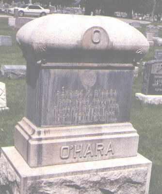 O'HARA, PATRICK F. - Jefferson County, Colorado | PATRICK F. O'HARA - Colorado Gravestone Photos