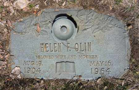 MITCHELL OLIN, HELEN FRIEDA - Jefferson County, Colorado | HELEN FRIEDA MITCHELL OLIN - Colorado Gravestone Photos