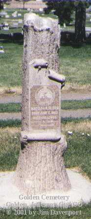 OLSEN, MATILDA A. - Jefferson County, Colorado | MATILDA A. OLSEN - Colorado Gravestone Photos