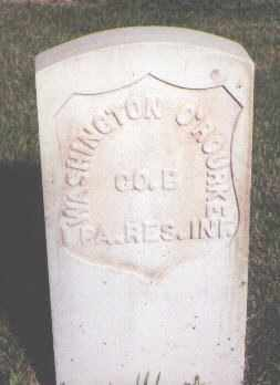 O'ROURKE, WASHINGTON - Jefferson County, Colorado | WASHINGTON O'ROURKE - Colorado Gravestone Photos