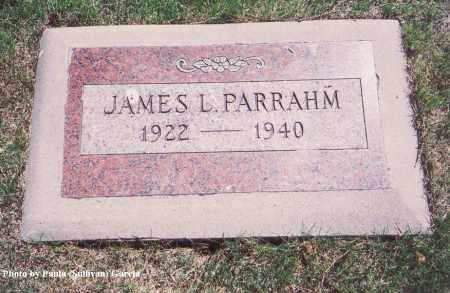 PARRAHM, JAMES L. - Jefferson County, Colorado | JAMES L. PARRAHM - Colorado Gravestone Photos