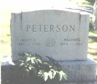 PETERSON, WILLIAM E. - Jefferson County, Colorado | WILLIAM E. PETERSON - Colorado Gravestone Photos