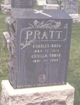 PRATT, ESTELLA TOOKE - Jefferson County, Colorado | ESTELLA TOOKE PRATT - Colorado Gravestone Photos