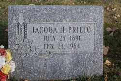 PRIETO, JACOBA - Jefferson County, Colorado | JACOBA PRIETO - Colorado Gravestone Photos