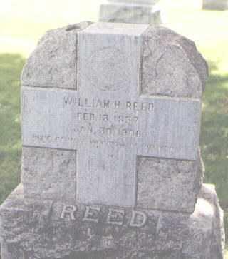 REED, WILLIAM - Jefferson County, Colorado | WILLIAM REED - Colorado Gravestone Photos