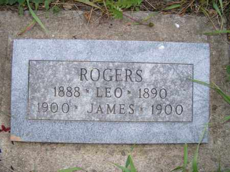 ROGERS, LEO - Jefferson County, Colorado   LEO ROGERS - Colorado Gravestone Photos