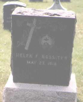ROSSITER, HELEN E. - Jefferson County, Colorado   HELEN E. ROSSITER - Colorado Gravestone Photos