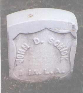 SCHICK, JOHN D. - Jefferson County, Colorado   JOHN D. SCHICK - Colorado Gravestone Photos