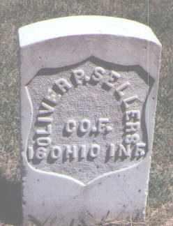 SELLERS, OLIVER P. - Jefferson County, Colorado   OLIVER P. SELLERS - Colorado Gravestone Photos