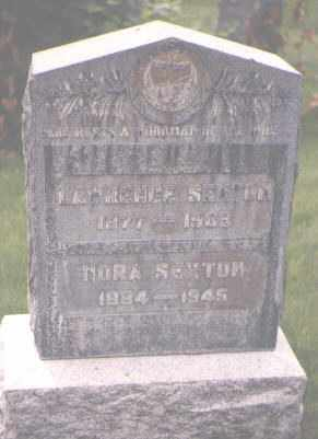 SEXTON, NORA - Jefferson County, Colorado | NORA SEXTON - Colorado Gravestone Photos