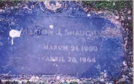 SHAUGHNESSY, MARION J. - Jefferson County, Colorado | MARION J. SHAUGHNESSY - Colorado Gravestone Photos