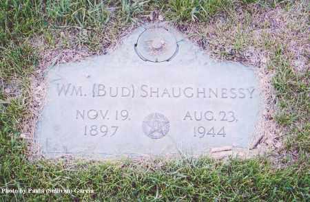 SHAUGHNESSY, WILLIAM M. (BUD) - Jefferson County, Colorado | WILLIAM M. (BUD) SHAUGHNESSY - Colorado Gravestone Photos