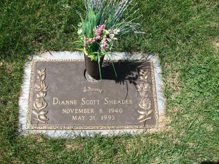 SHEADER, DIANNE - Jefferson County, Colorado   DIANNE SHEADER - Colorado Gravestone Photos