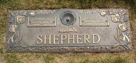 SHEPHERD, ETHEL MAY - Jefferson County, Colorado | ETHEL MAY SHEPHERD - Colorado Gravestone Photos